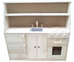 Cubby/Home Corner -  Complete Kitchen