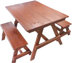 Outdoor Furniture -  Picnic Table