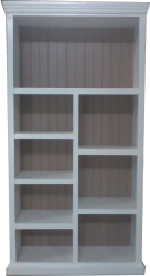 Bookshelves -  Split Bookshelf