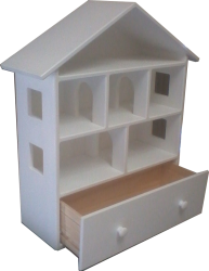 Doll Houses -  Cottage Doll House