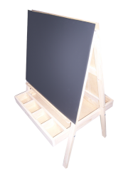 Kindergarten/Childcare -  Double Sided Chalkboard
