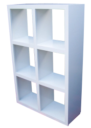 Bookshelves -  Open Bookshelf